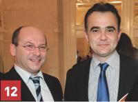 Olivier Fauconnier (ministère de la Culture et de la Communication) et Philippe Maraval (AP-HP).