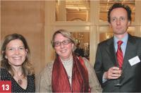 Véronique Montembaut (Aon Auto), Caroline Estivals (Rexel) aux côtés de Matthieu Pettex-Sabarot (Factea Sourcing).