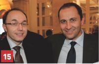 Frédéric Petit (Resources Global Professionals) et Nicolas Vermersch (Michael Page International).