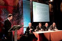 Les cafés Malongo, Lafarge, Pierre & Vacances et la SNCF ont présenté leur politique d'achats durables