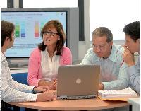 Les Executive MBA se déroulent dans de grandes écoles situées en province, à l'image d'Audencia Nantes-Ecole de management.