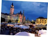 Capitale européenne de la culture en 2010, Pécs organisera de nombreux concerts et conférences.