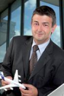 Claude Lelièvre, Travel Manager, Legrand