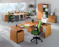 L'ensemble du mobilier Bruneau a reçu la certification NF Environnement.
