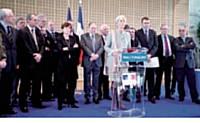 Le 11 février, Christine Lagarde, la ministre de l'Economie, a présenté la nouvelle charte sur les 10 engagements des achats responsables.