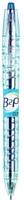 Le stylo à encre gel rechargeable B2P de Pilot est fabriqué à partir de plastique de bouteille d'eau minérale.