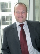 David Chaigne, le nouveau directeur des achats et des moyens généraux de Hub Télécom.