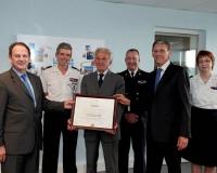L'Economat des armées a reçu le Prix de l'innovation logistique lors de la Semaine internationale du transport et de la logistique.