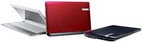 Avec son EasyNote Butterfl y Touch, Packard Bell entend proposer un ultraportable complet, aussi bien pour le grand public que pour les professionnels. A partir de 417 euros HT.