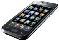 Le nouveau Samsung Galaxy S (à partir de 417 euros HT) est doté d'un écran «Super Amoled», technologie maison qui améliore la luminosité et le taux de contraste pour une consommation énergétique réduite.
