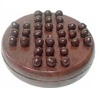 Un goût classique pour une mise en forme originale, avec les jeux à croquer en chocolat.