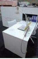 Le Console, nouveau bureau présenté par Bisley, se revendique comme une véritable alternative au bench.