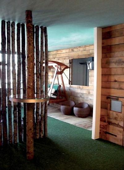 Les espaces d tente antidotes au stress for Amenagement espace detente entreprise