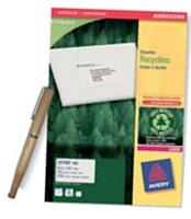 Papier et stylos écolos sont tendance pour l'édition 2011 de Bureaux Expo.