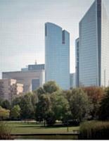 La tour Granite dispose de trois certifications HQE.