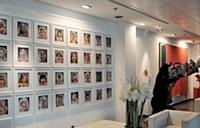 La collection de Jacques-Antoine Granjeon orne les bureaux de l'entreprise qu'il a fondée, Vente-privee.com.