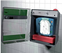 Certains systèmes sont connectés directement avec les services d'urgence et sont équipés d'un GPS.