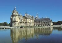 Le château de Chantilly, l'une destination de séminaires, aux portes de Paris.