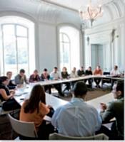 Un cadre prestigieux, idéal pour les colloques de courte durée.