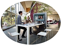 Salles de réunion: l'agencement soumis aux nouvelles technologies