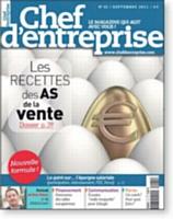 Source: «E-commerce: de la gestion du stock à l'envoi, faites les bons choix», par José Roda, Chef d'Entreprise Magazine n° 61. www.chefdentreprise.com