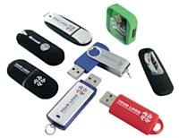 Les clés USB, outils de travail pour des collaborateurs nomades, sont aussi de véritables supports de communication.