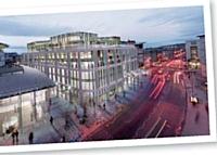 En 2013, l'Edinburgh International Conference Centre ouvrira un espace multifonction de 1 600 mètres carrés.
