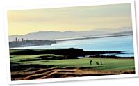 La clientèle d'affaires profite de son séjour au Fairmont Saint Andrews pour jouer au golf sur l'un des terrains implantés à proximité.