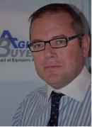 Olivier Wajnsztok, directeur associé du cabinet AgileBuyer, spécialisé dans les équipiers achats, le conseil stratégique et le coaching d'acheteurs.