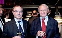 2 André Sépaniak (Société Générale) et Jean Potage (Mat'Achat)