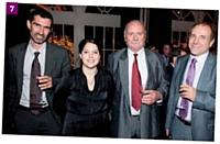 7 Anthony Patheron (CAD), Aurélie Bernard (Décision Achats), Pierre Blanc (CAD) et Eric Dupuy (CAD)