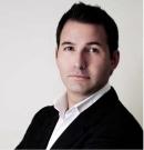 Sébastien Moreau, directeur général du groupe Electrogeloz lors de ces matinales