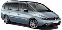L'Espace 4 (Renault) sera présentée au public porte de Versailles.