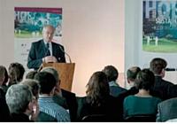 La norme HQE a été lancée à l'international à Bruxelles, le 7 juin.