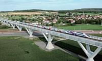 Le TGV à l'heure de l'éco-mobilité