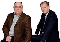Christoph Chambon et Philippe Niel.
