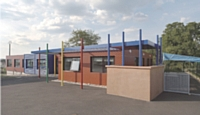 La crèche de la communauté de communes des Grands Bois (Haute-Saône) a opté pour un modulaire haut de gamme pour plus confort et de sécurité.