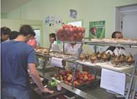 En Rhône-Alpes, les cantines scolaires se sont mises au bio.