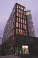 Le Bâtiment 270, à Aubervilliers, était le premier bâtiment tertiaire certifié HQE.