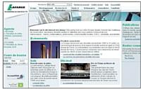 L'objectif du groupe Lafarge est de rendre son site plus accessible aux malvoyants et aux malentendants.