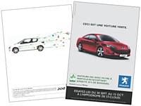 En 2007, 3% des publicités avaient un lien avec l'environnement, contre 1,2% en 2006.