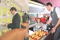 Les programmes dédiés aux pro incluent des services comme une salle d'attente en gare (Eurostar) ou un petit déjeuner (Thalys).