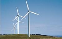 Les programmes de compensation des émissions carbone souscrits par les entreprises peuvent financer la construction de parcs éoliens.