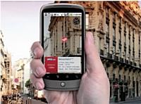 L'application «HRS hotels now!» offre un accès instantané à l'information sur smartphone.