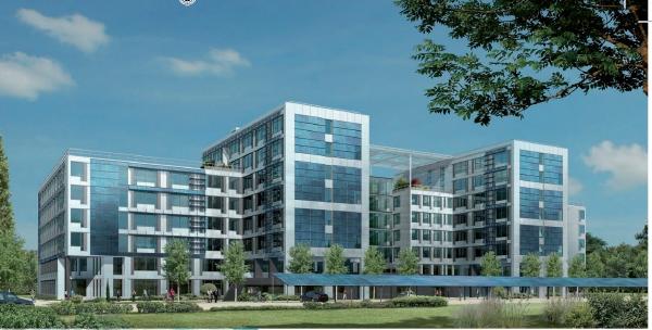 Concilier confort et conomies dans les locaux tertiaires for Immeuble bureaux hqe