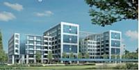 Immeuble de bureau Green Office conçu par Bouygues Immobilier.