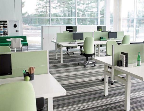 Mobilier de bureau entre esth tisme prix et ergonomie for Prix mobilier de bureau