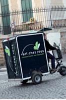 Vert chez Vous propose une solution de transport électrique judicieusement combinée au transport fluvial.