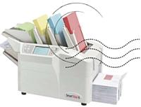 Avec la gamme Smart'Mail, Frama propose des mises sous pli compactes et simples d'utilisation.