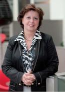 Agnès Bricard, présidente du Conseil supérieur de l'Ordre des experts-comptables (CSOCE).